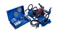 Сварочная машина ST-160 для стыковой и раструбной сварки пластиковых труб.